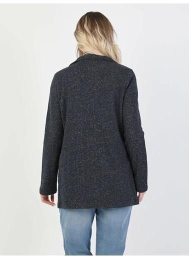 Colin's Regular Fit Kadın Lacivert Ceket Lacivert